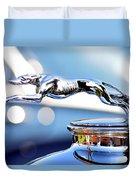 Grayhound Glamour Duvet Cover