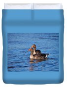 Graylag Goose Duvet Cover