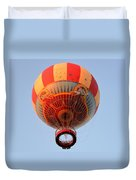 Great Ballon Ride Duvet Cover