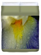 Great Beauty In Tiny Places Duvet Cover