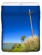 Great Cross Duvet Cover