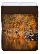 Great Falls National Park Duvet Cover