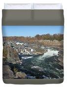 Great Falls Duvet Cover