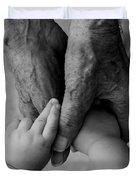 Great Grandpa's Love Duvet Cover