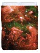 Great Nebula In Carina Duvet Cover