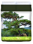 Great Pine Duvet Cover