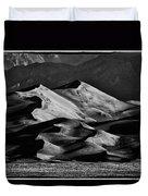 Great Sand Dune National Park At Sunrise Duvet Cover