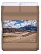 Great Sand Dunes #6 Duvet Cover