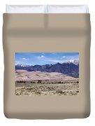 Great Sand Dunes Duvet Cover