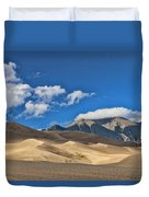 The Great Sand Dunes National Park 2 Duvet Cover