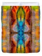 Great Spirit Abstract Pattern Artwork By Omaste Witkowski Duvet Cover