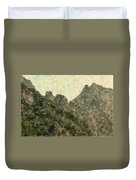 Great Wall 0043 - Colored Photo 2 Duvet Cover