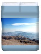 Great Wall Of China - Mutianyu Duvet Cover
