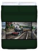 Great Western Locomotive Duvet Cover