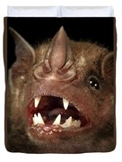 Greater Spear-nosed Bat Duvet Cover