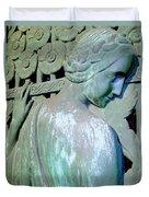 Grecian Goddess Duvet Cover
