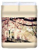 Grecian Spring Duvet Cover