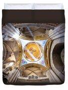 Greek Chapel Duvet Cover