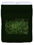 Green Green Grass ... Duvet Cover