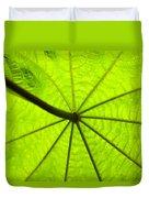 Green Growth Duvet Cover