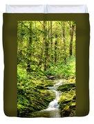 Green River No2 Duvet Cover