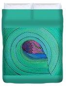 Green Room Duvet Cover