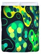 Green World Duvet Cover