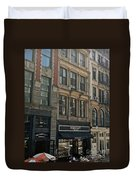 Greenwich Village Duvet Cover