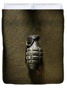 Grenade Duvet Cover