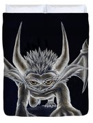 Grevil Inverted Duvet Cover by Shawn Dall