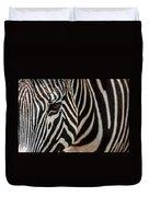 Grevy's Zebra 4 Duvet Cover