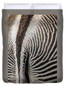 Grevy's Zebra 5 Duvet Cover