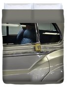Grey Poupon And Rolls Royce Duvet Cover