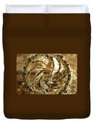 Griffins Are Here Duvet Cover