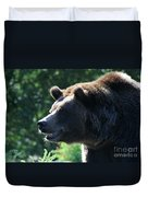 Grizzly-7755 Duvet Cover