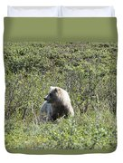 Grizzly One Duvet Cover