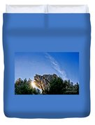 Grizzly Peak Duvet Cover