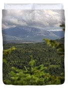 Gros Morne Duvet Cover