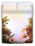 Ground View Duvet Cover by Margie Hurwich