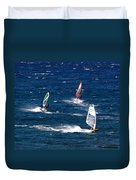 Group Of Three Duvet Cover