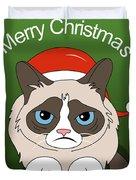 Grumpy Cat Duvet Cover