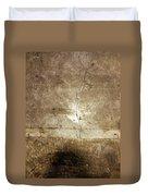 Grunge Wall Duvet Cover