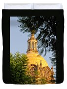 The Grand Cathedral Of Guadalajara, Mexico - By Travel Photographer David Perry Lawrence Duvet Cover