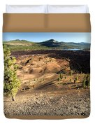Guardian Of The Dunes Duvet Cover