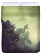 Guardians Of The Forest Duvet Cover