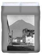 Guatemala, C1920 Duvet Cover