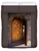 Guatemala Door 1 Duvet Cover