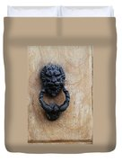Guatemala Door Decor 2 Duvet Cover