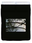 Guggenheim And Trees Duvet Cover