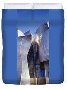 Guggenheim Museum Exterior Duvet Cover